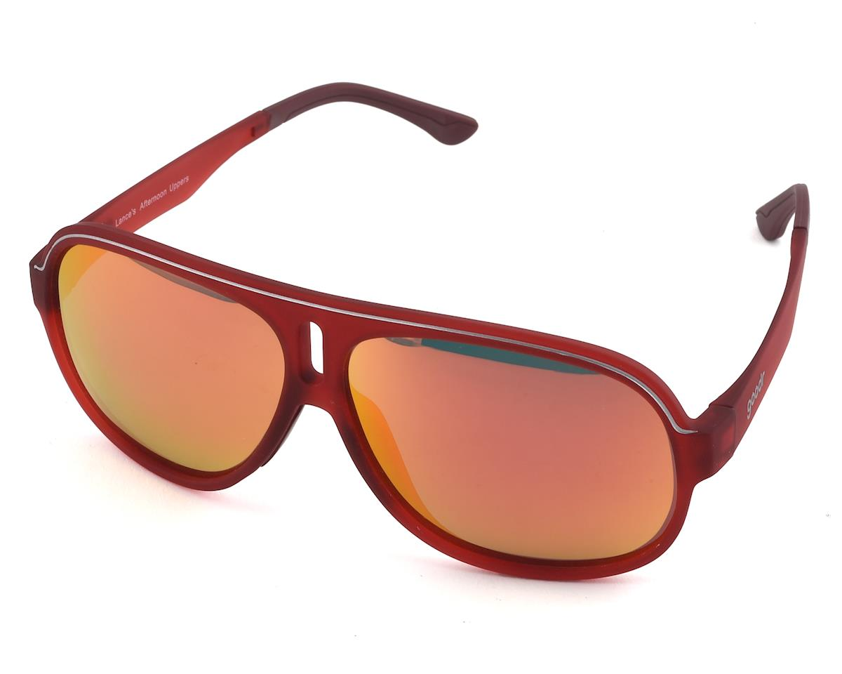 8fd0b1d524d0 Goodr Super Fly Sunglasses (Lance's Afternoon Uppers) [SFG-RD-RS1] |  Clothing - AMain Cycling