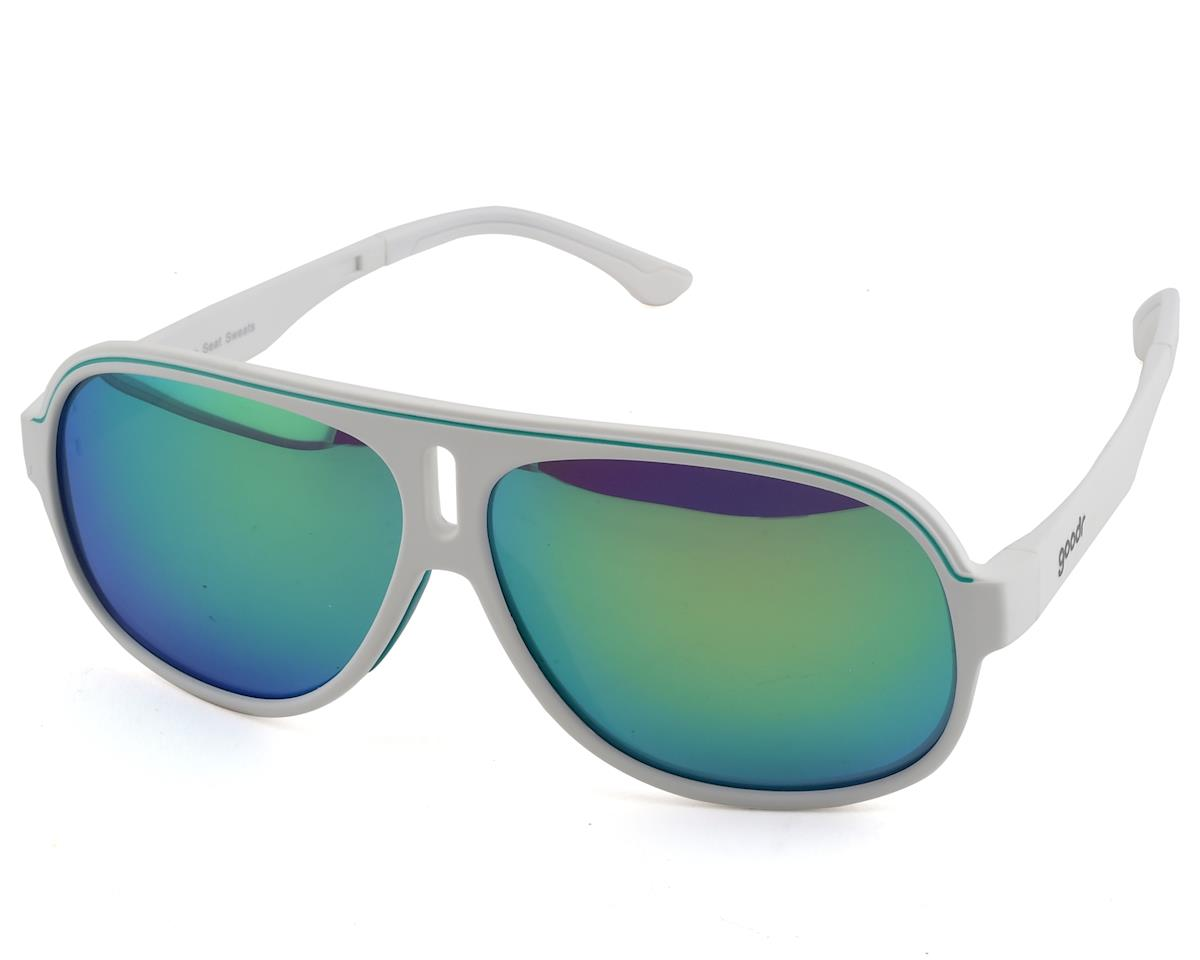 Goodr Super Fly Sunglasses (Coffeeshop Seat Sweats)
