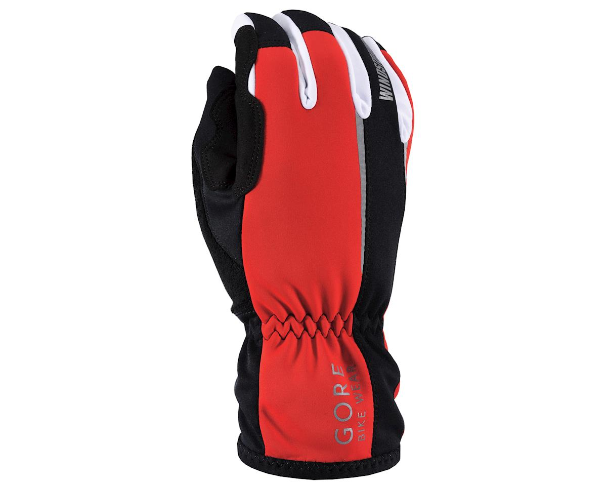 Gore Wear Power SO Road Gloves (Black/Red)