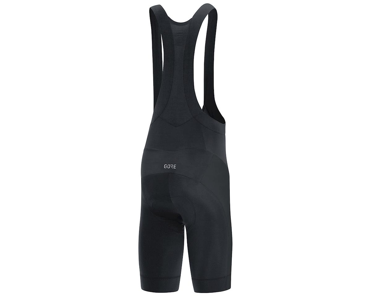 Gore Wear C3 Bib Shorts+  (Black) (XL)