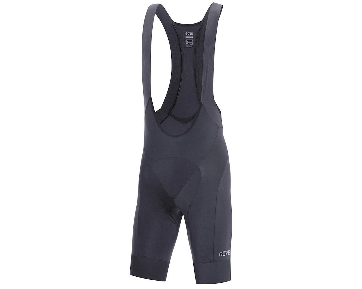Gore Wear C5 Opti Bib Shorts+ (Black) (XL)