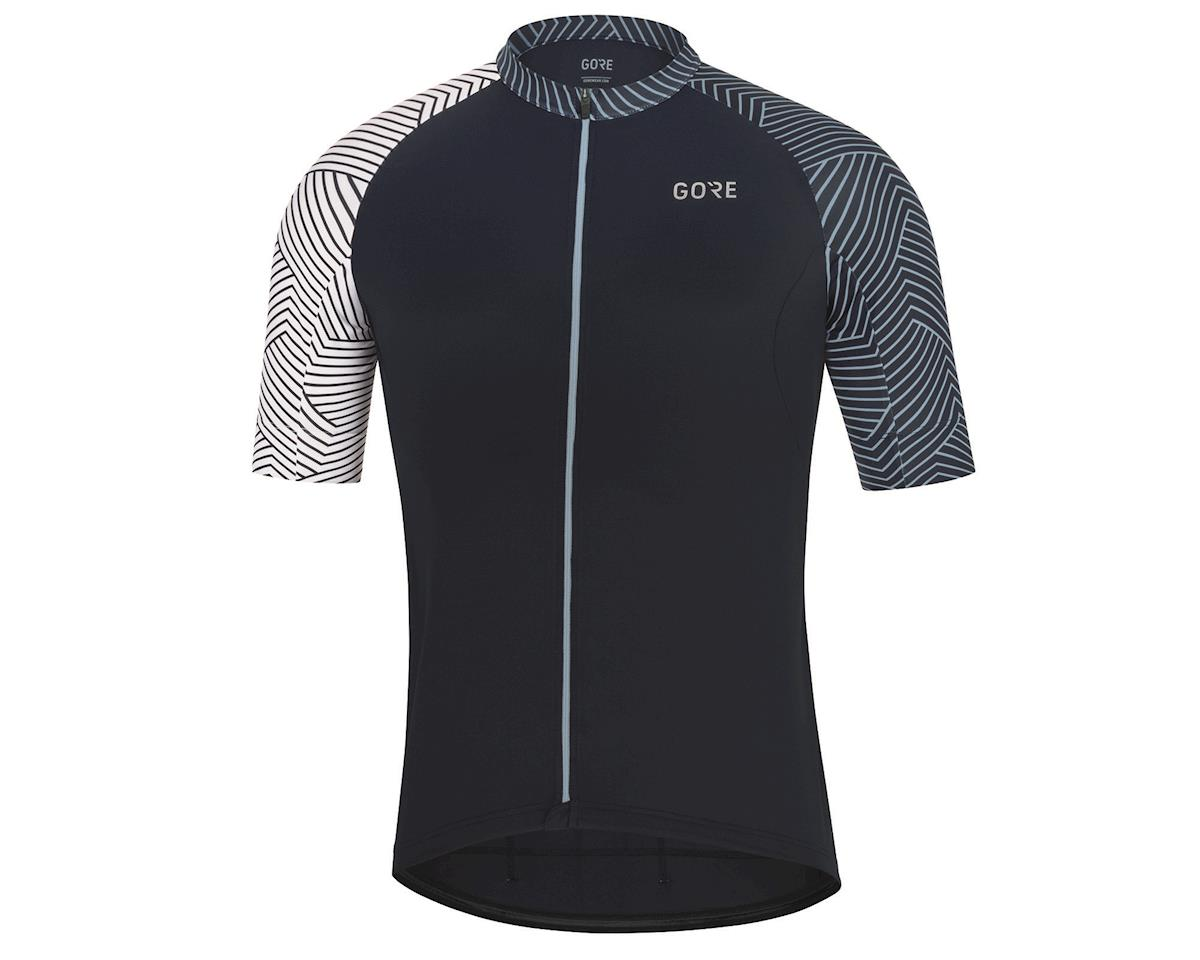 Gore Wear C5 Jersey (Orbit Blue/White) (XL)