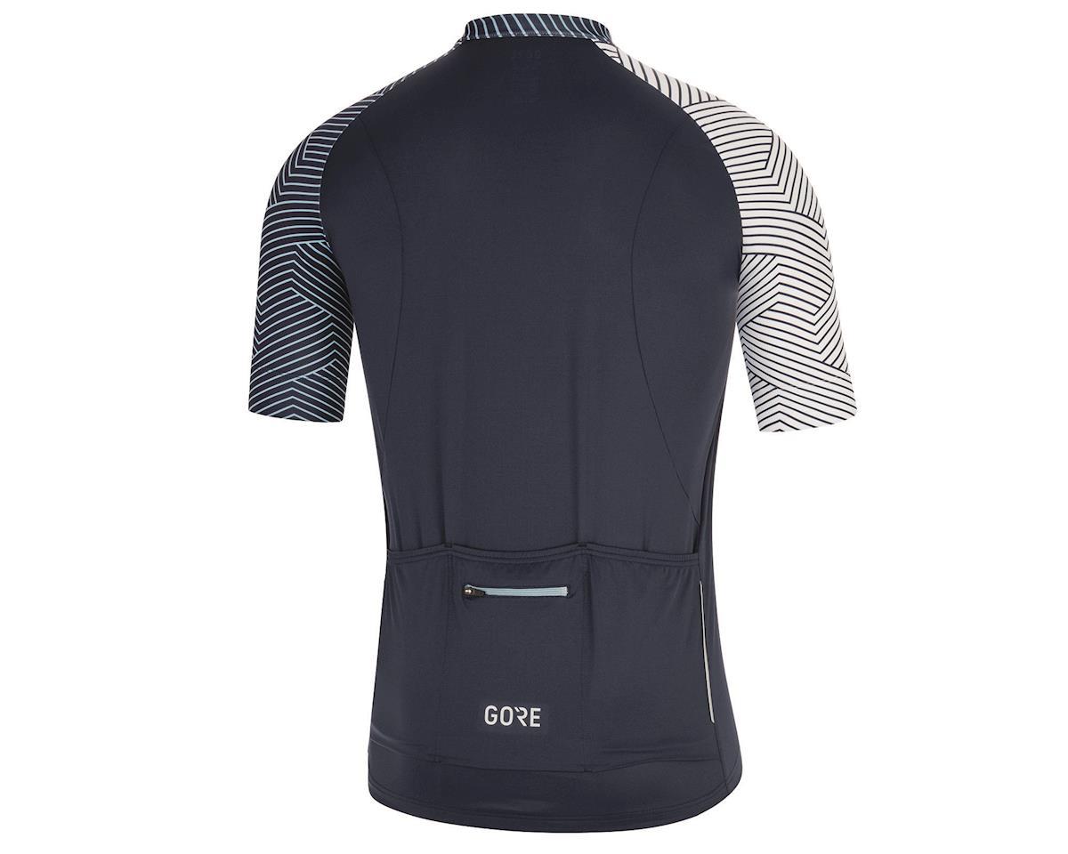 Image 2 for Gore Wear C5 Jersey (Orbit Blue/White) (XL)