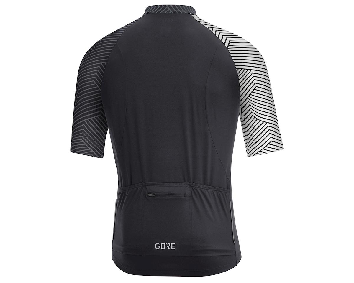 Image 2 for Gore Wear C5 Jersey (Black/White) (M)