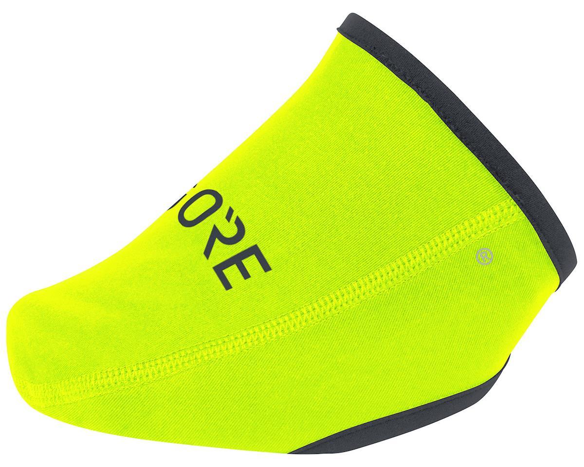Gore Wear C3 Gore Windstopper Toe Cover (Neon Yellow)