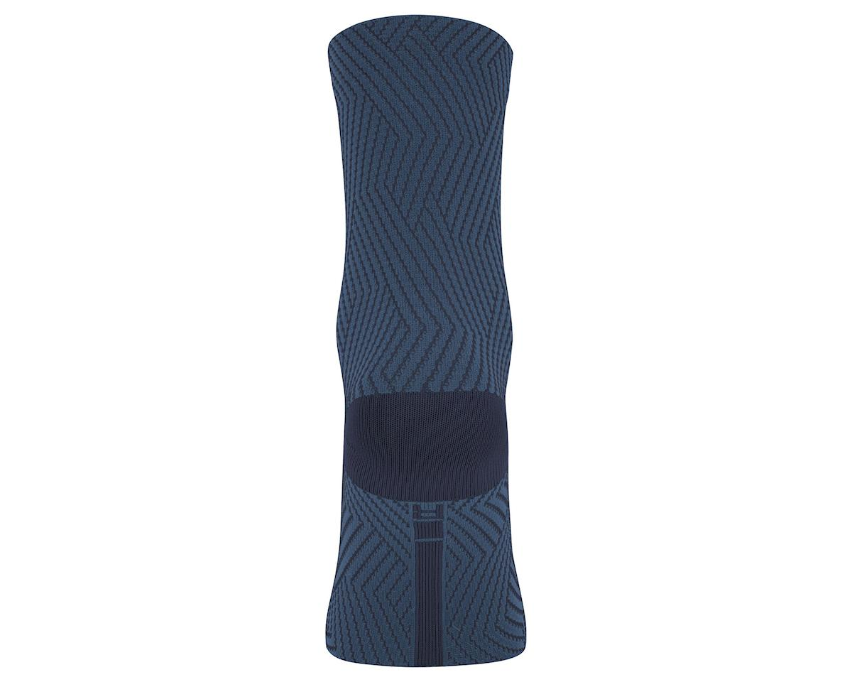 Image 2 for Gore Wear C3 Mid Socks (Orbit blue/Deep Water Blue) (M)