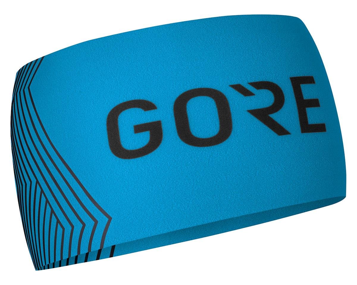 Gore Wear M Opti Headband (Blue)
