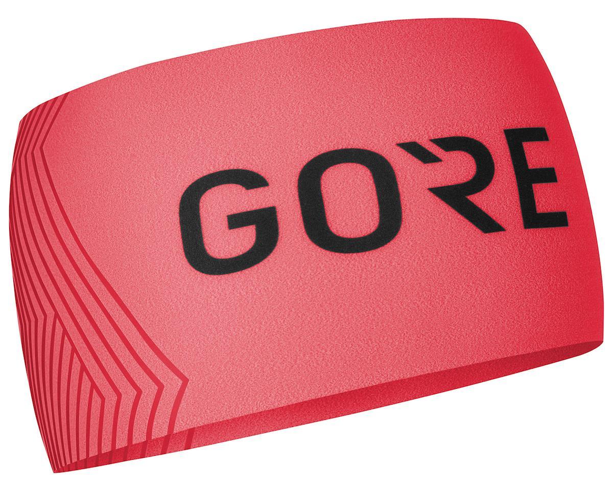Gore Wear M Opti Headband (Hibiscus Pink)