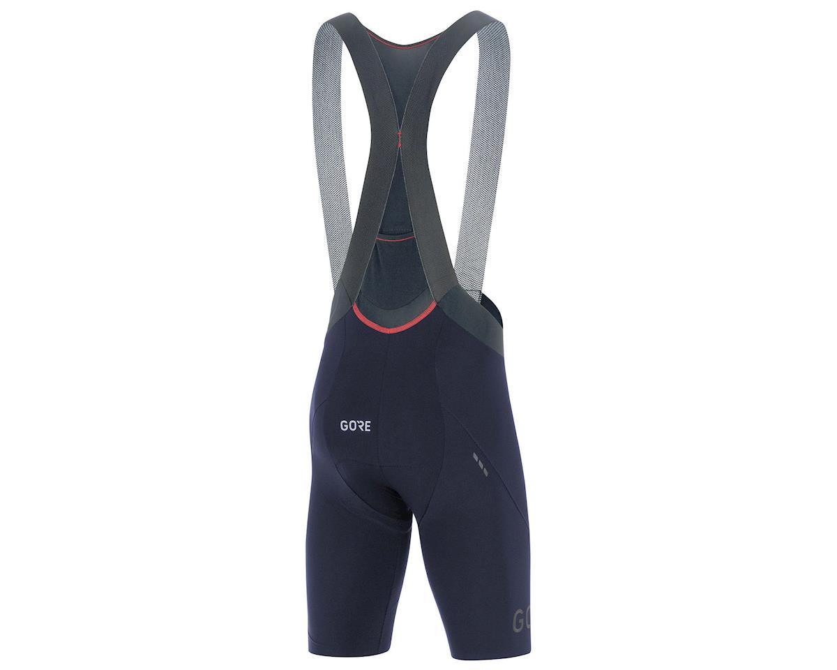 Image 2 for Gore Wear C7 Long Distance Bib Shorts+ (Orbit Blue) (L)