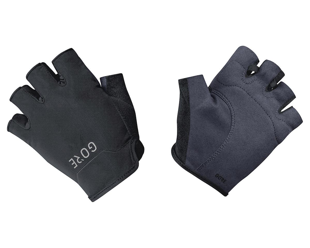 Gore Wear C3 Short Finger Gloves (Black) (L)