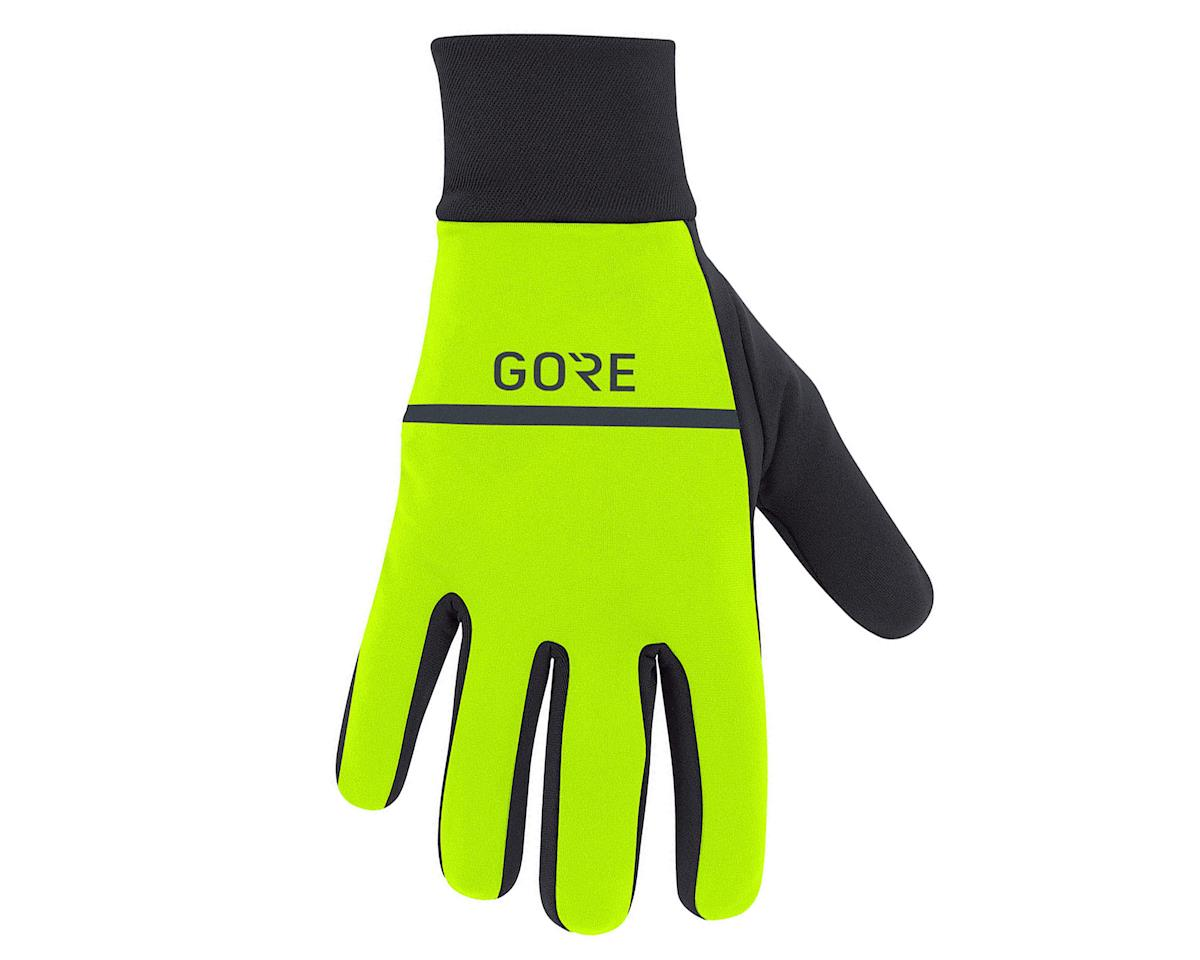 Gore Wear R3 Gloves (Neon Yellow/Black) (L)