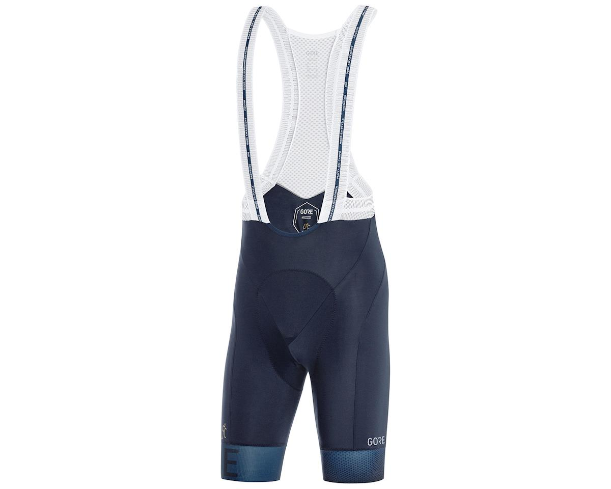 Image 1 for Gore Wear C5 Cancellara Bib Shorts+ (Orbit Blue) (L)