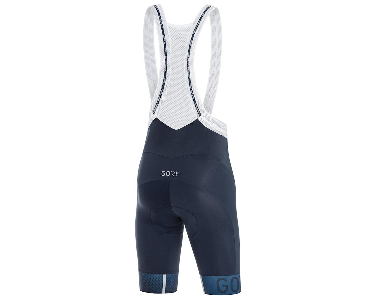 Image 2 for Gore Wear C5 Cancellara Bib Shorts+ (Orbit Blue) (L)