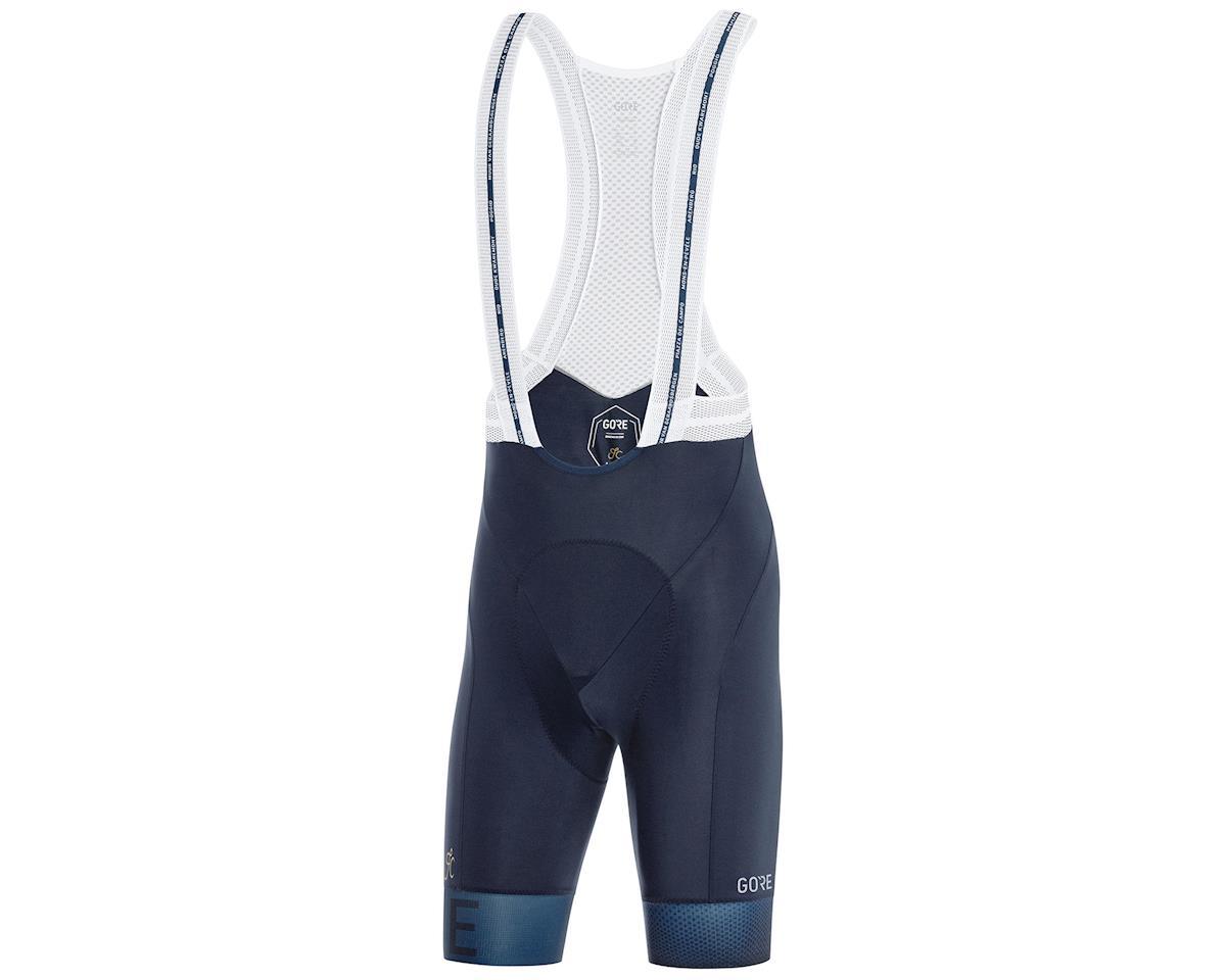 Gore Wear C5 Cancellara Bib Shorts+ (Orbit Blue) (XL)