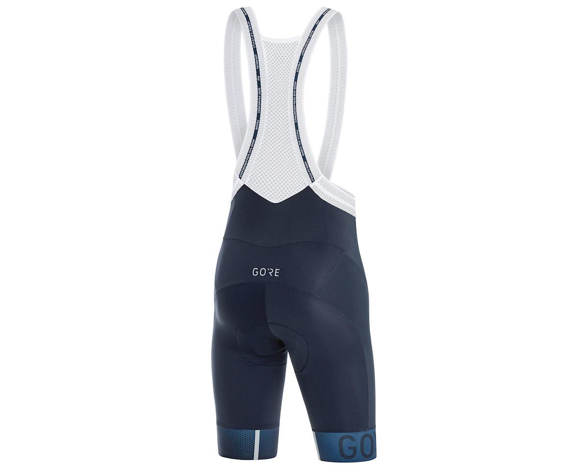 Image 2 for Gore Wear C5 Cancellara Bib Shorts+ (Orbit Blue) (XL)