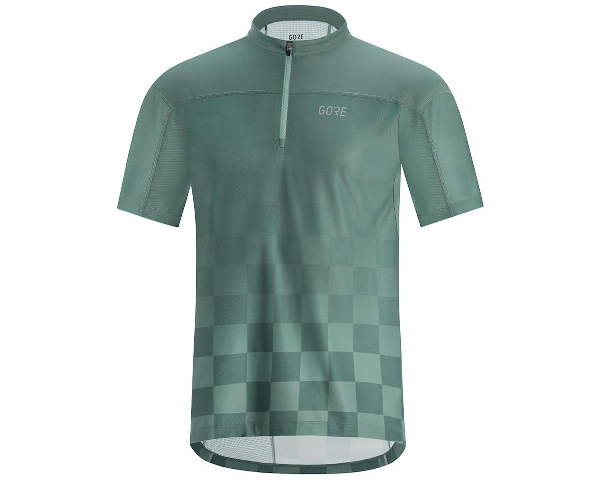 Image 1 for Gore Wear C3 Chess Zip Jersey (Nordic) (M)
