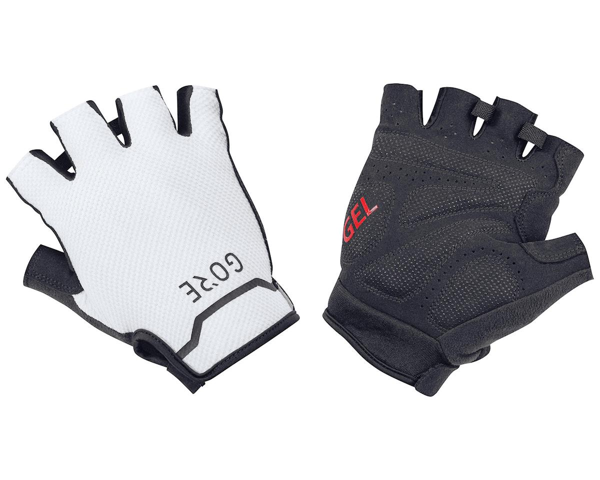 Gore Wear C5 Short Gloves (Black/White) (S)