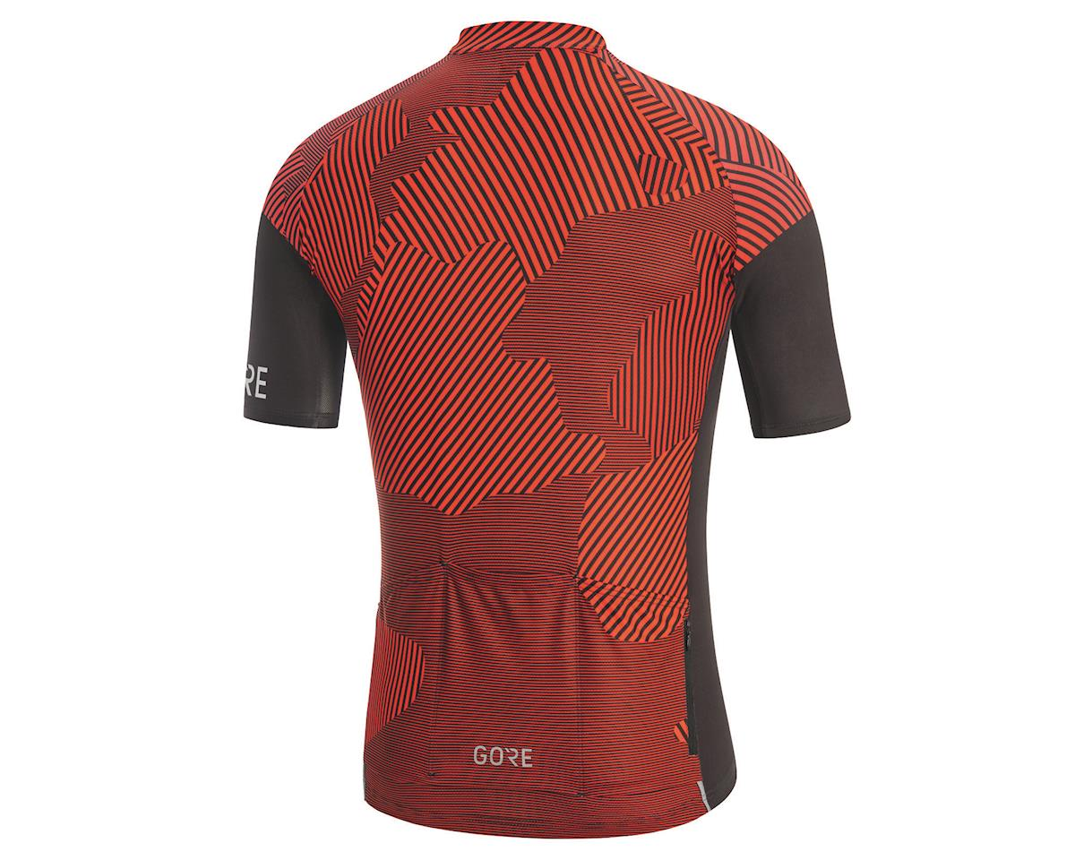 Image 2 for Gore Wear C3 Combat Jersey (Red/Black) (L)
