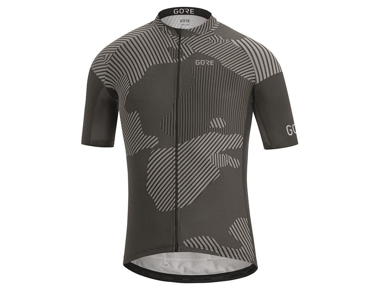 Gore Wear C3 Combat Jersey (Grey/Black) (L)