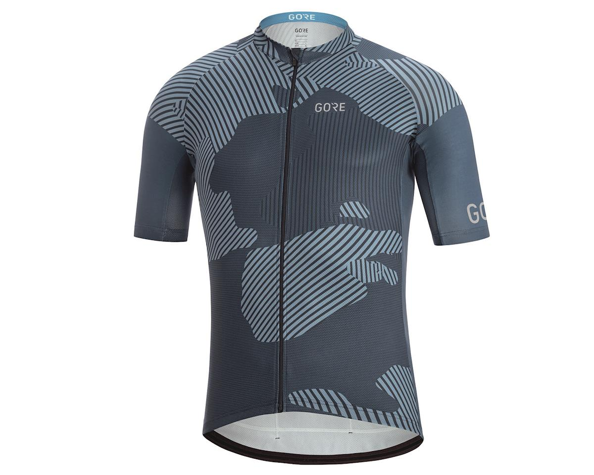 Gore Wear C3 Combat Jersey (Orbit Blue/Deep Water) (XL)
