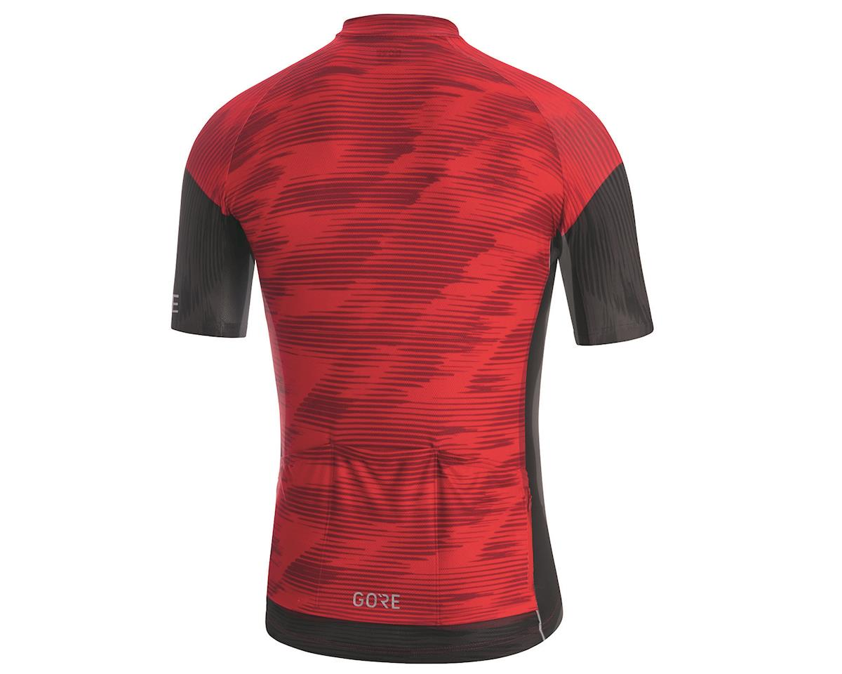 Image 2 for Gore Wear C3 Knit Design Jersey (Red/Black) (L)