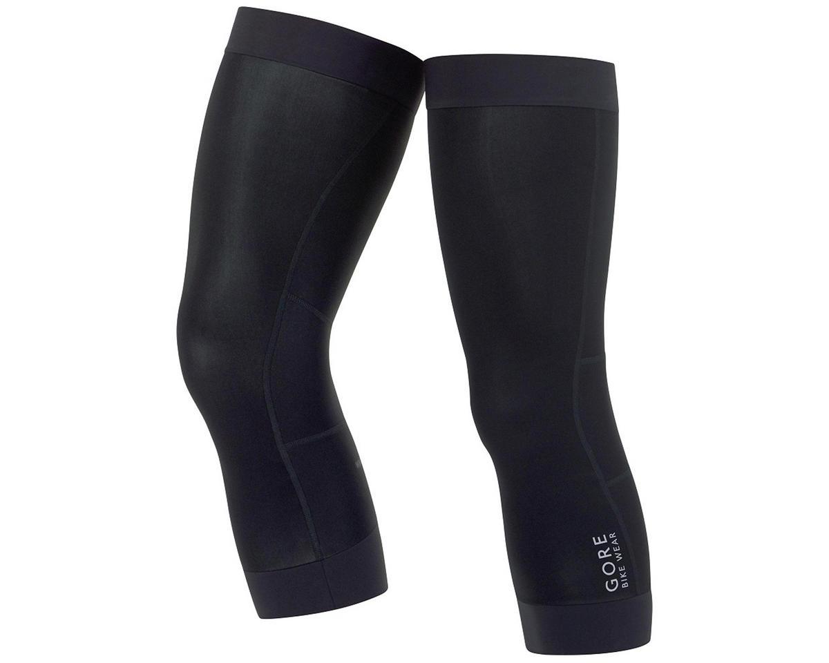 Gore Bike Wear Universal Windstopper Knee Warmers (Black) (S)