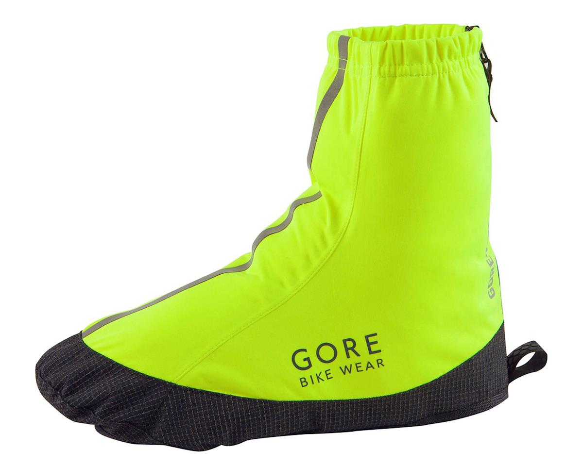 Gore Bike Wear Road Gore-Tex Light Overshoes (Neon Yellow)