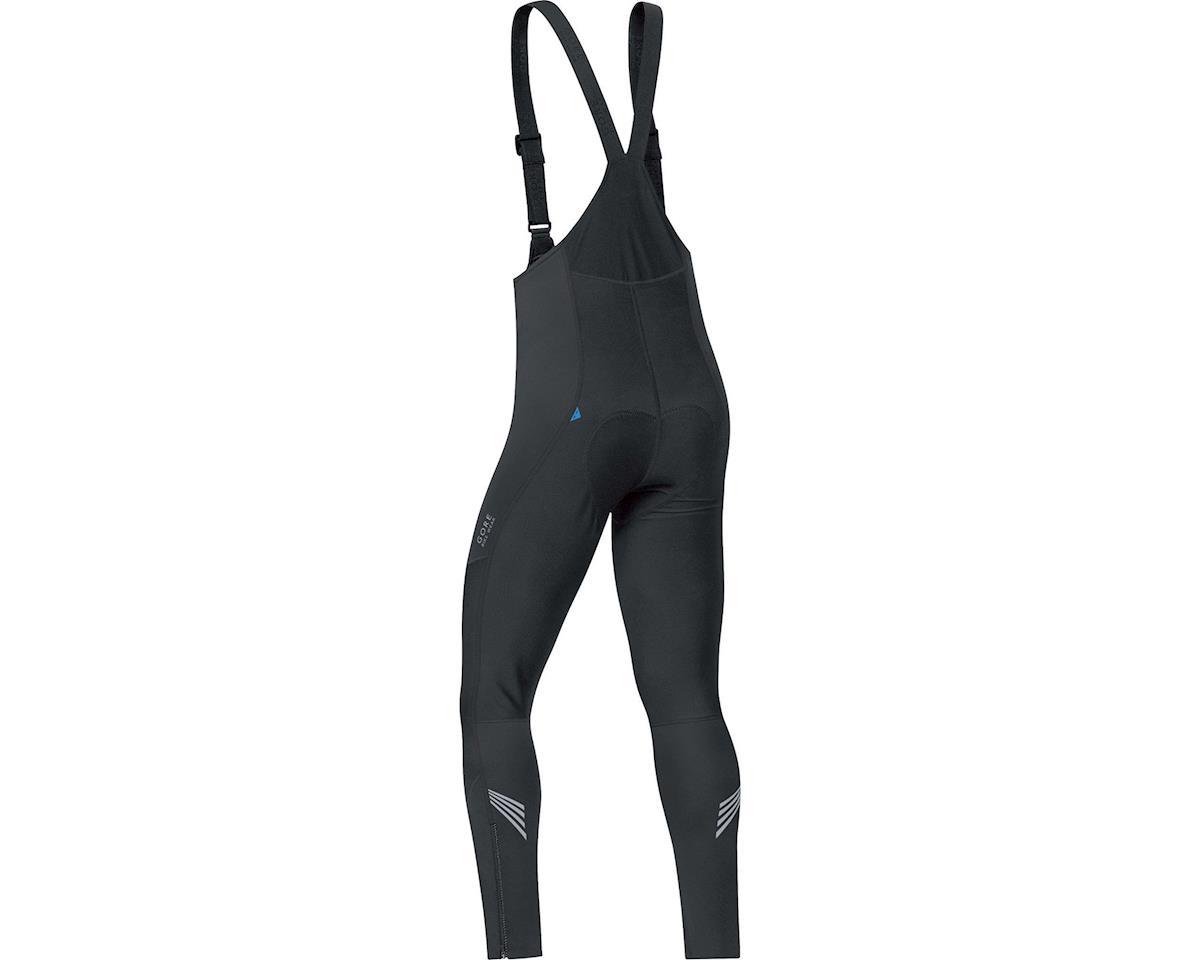Image 1 for Gore Wear Element Windstopper Soft Shell Bib Tights (Black)
