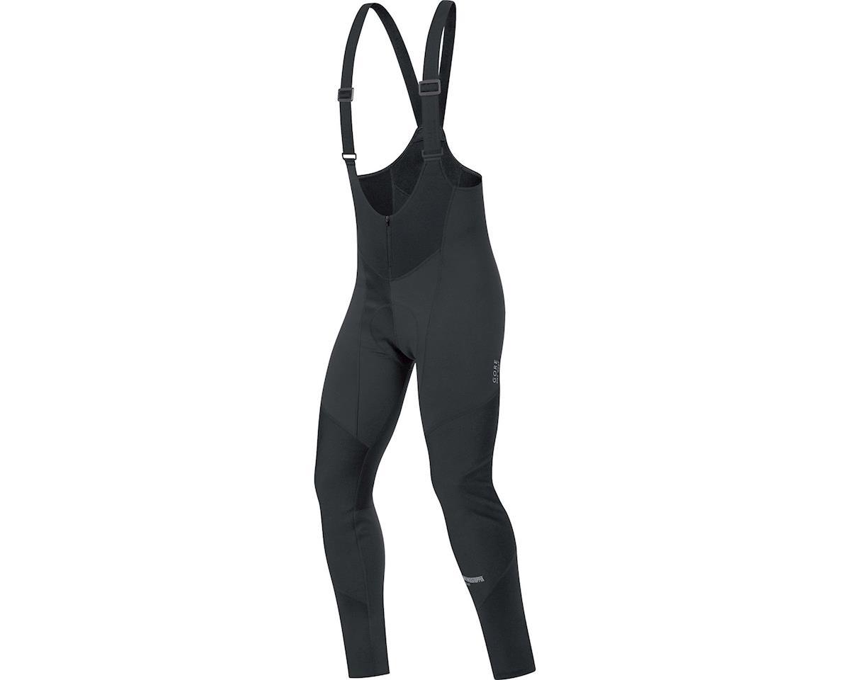 Image 2 for Gore Wear Element Windstopper Soft Shell Bib Tights (Black)