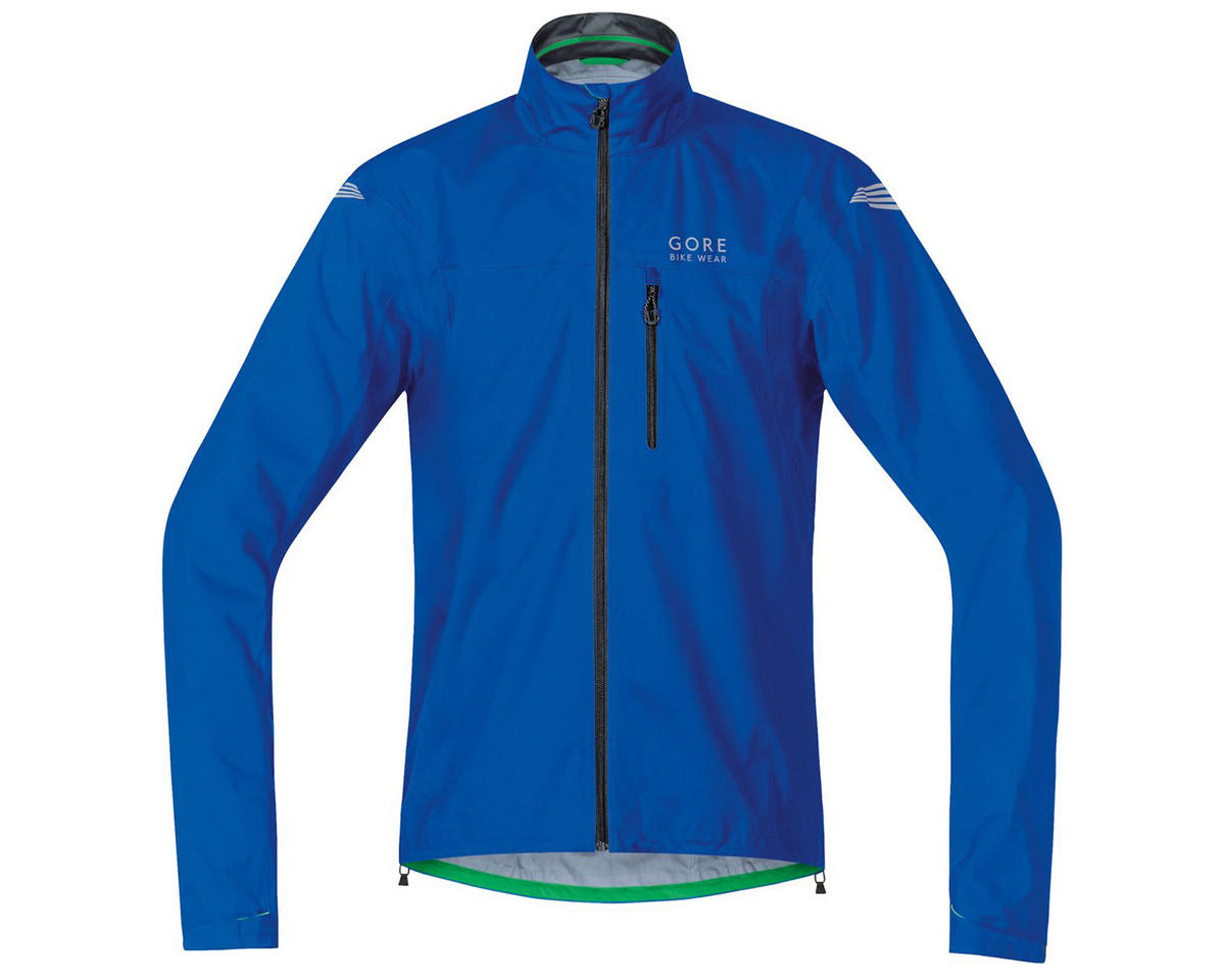 Gore Bike Wear Element Gore-Tex Active Jacket (Brilliant Blue)