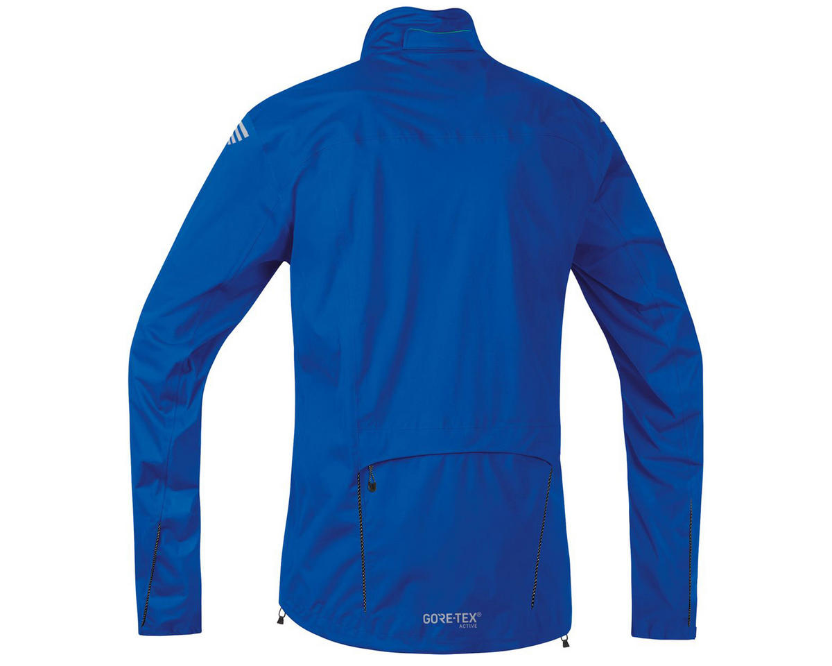 Gore Bike Wear Element Gore-Tex Active Jacket (Brilliant Blue)