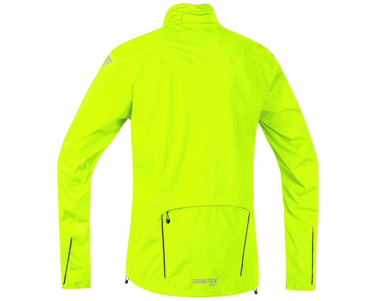 Gore Element Gore-Tex Active Jacket (Neon Yellow) (L)