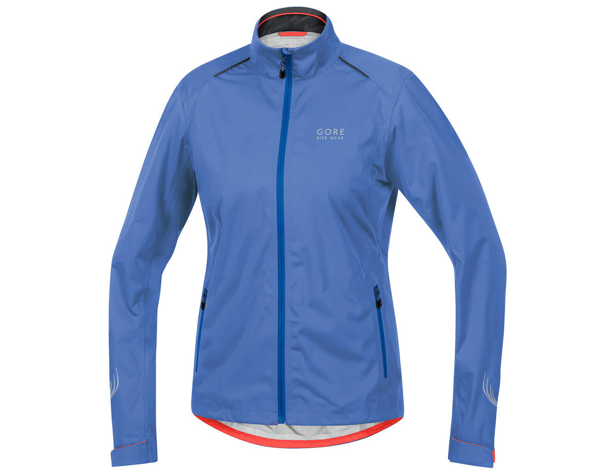 Gore Bike Wear Element Lady Gore-Tex Active Jacket (Blizzard Blue/Brilliant Blue)