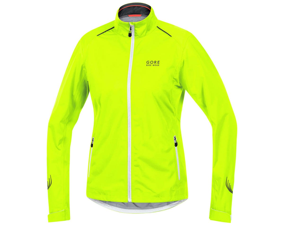Element Lady Gore-Tex Active Jacket (Neon Yellow/White/Black)