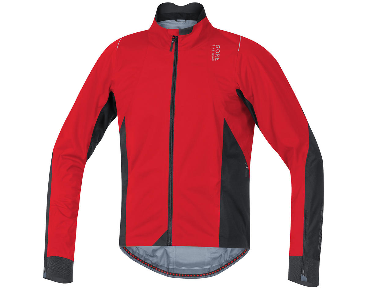 Oxygen 2.0 Gore-Tex Active Jacket (Red/Black)