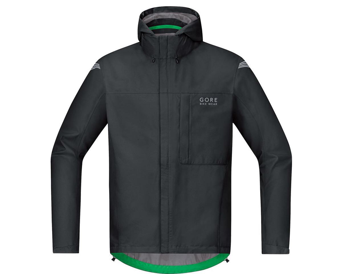 Gore Bike Wear Element GT Paclite Jacket (Black) (L)