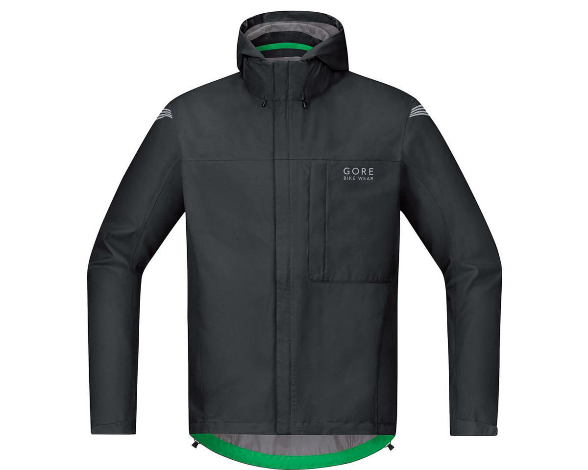 Gore Bike Wear Element GT Paclite Jacket (Black)