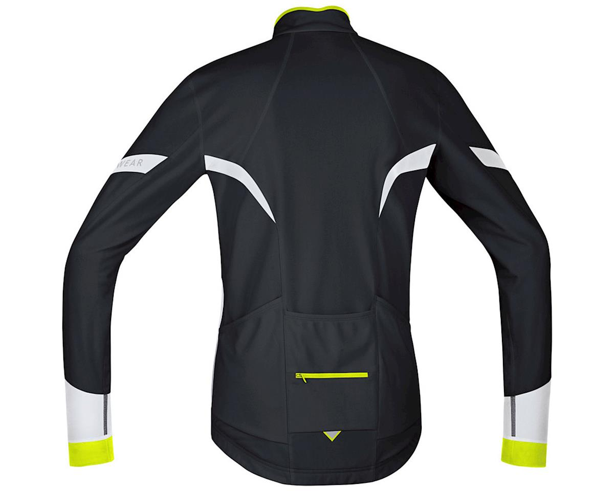 Gore Bike Wear Power 2.0 Thermo Jersey (Black/White) (XL)