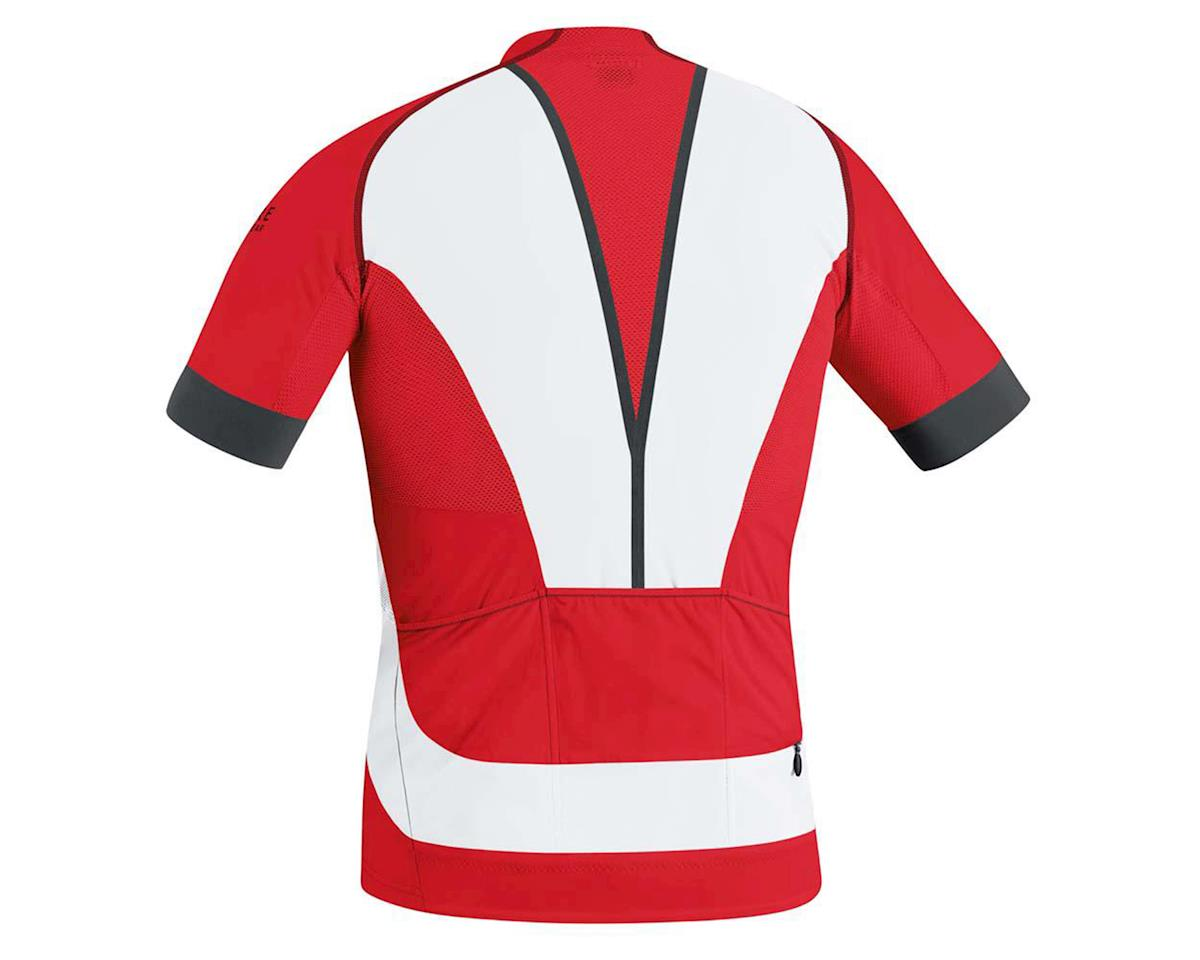 Gore Bike Wear Alp-X Pro Cycling Jersey (Red/White) (M)