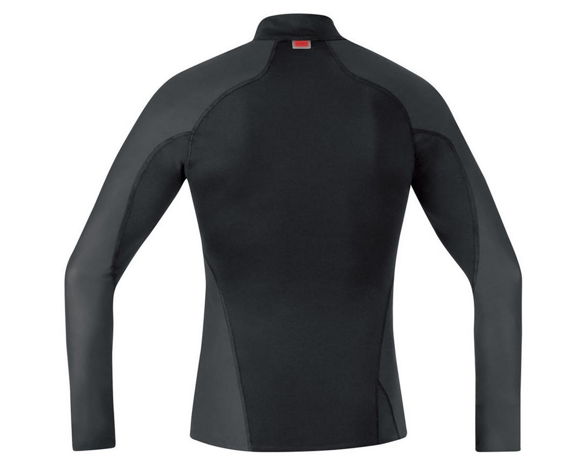 Gore Bike Wear Base Layer Windstopper Lady Turtleneck (Black) (XS)