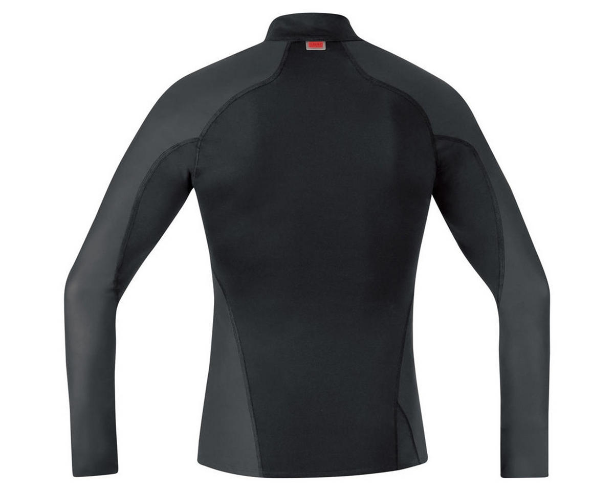 Gore Bike Wear Windstopper Base Layer Turtleneck (Black) (L)