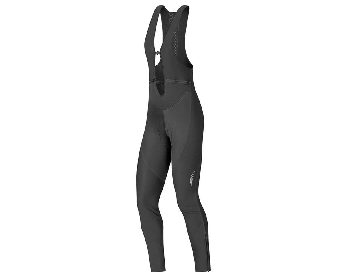 Gore Bike Wear Element Lady Windstopper Soft Shell Bibtights + (Black) (XS)