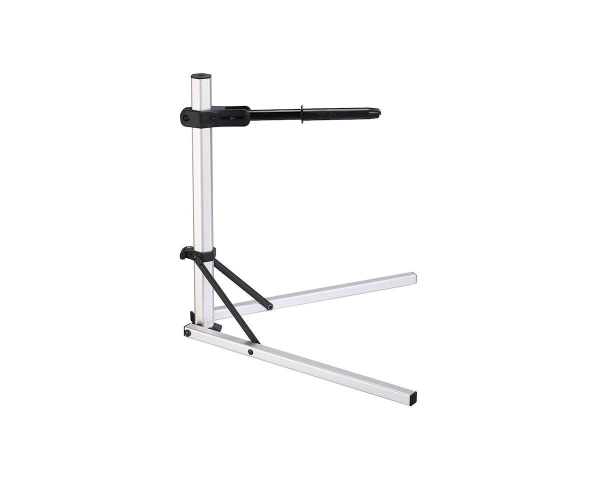 Folding Bike Stand (Silver) (Hex Stand)