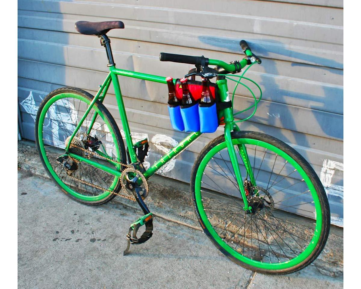 Green Guru Sixer 6-Pack Insulated Top Tube Holder