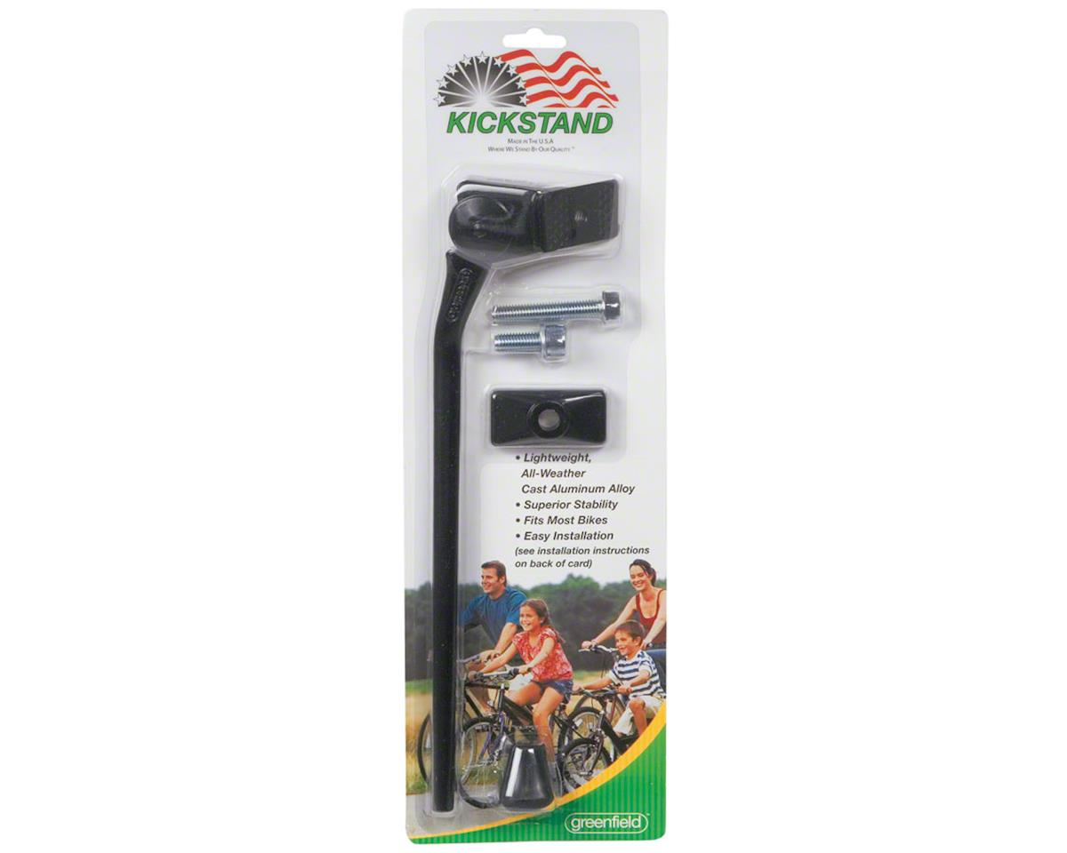 Greenfield 285mm KS2 Kickstand: Black