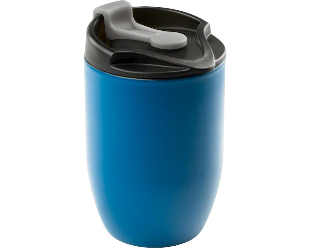 Glacier Doppio Commuter Mug: 6.5oz, Blue
