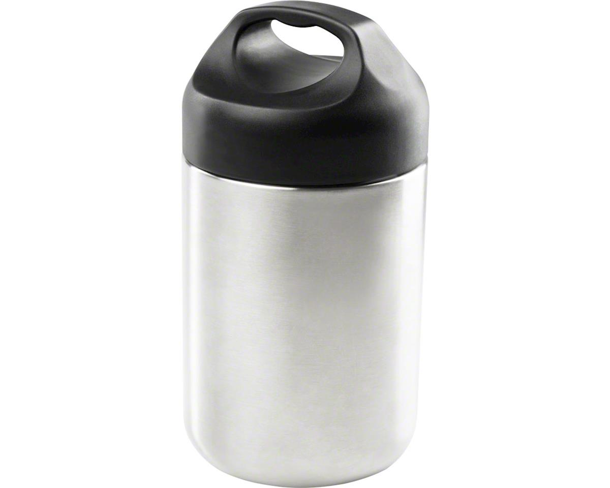 Glacier Stainless Tiffin Vacuum Food Container: 14oz, Brushed