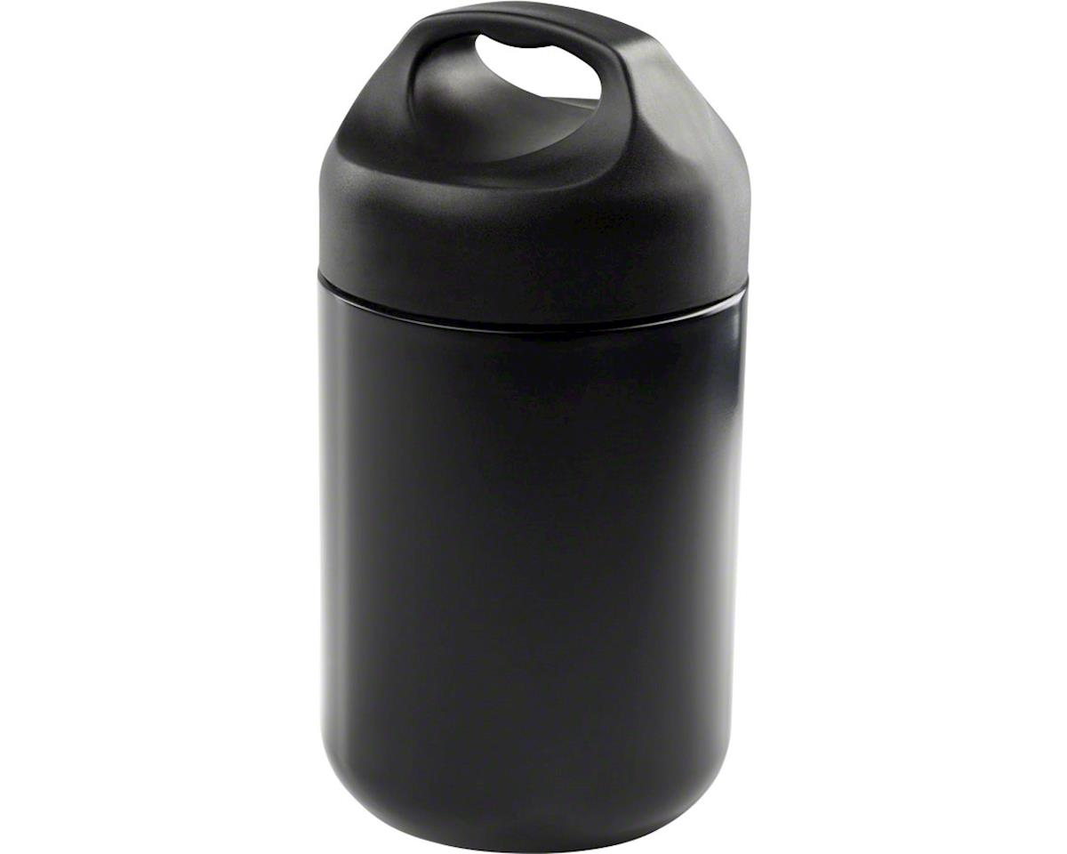 Gsi Outdoors Glacier Stainless Tiffin Vacuum Food Container: 14oz, Black
