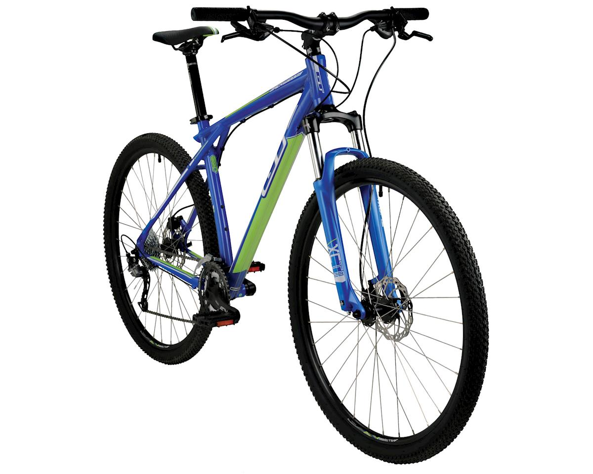 GT Backwoods Comp Mountain Bike - Performance Exclusive (Blue)