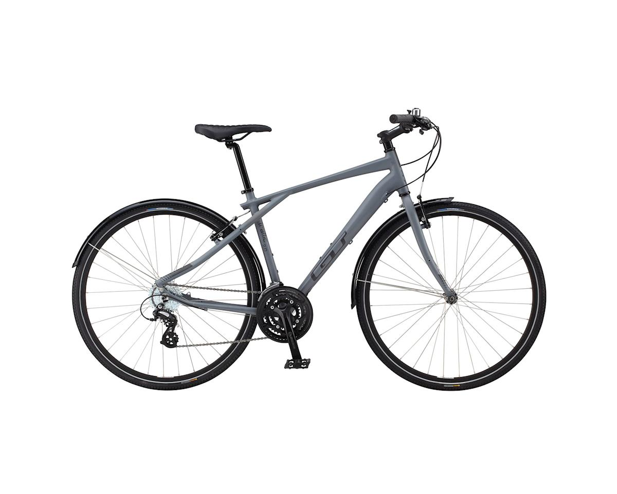 GT Traffic 2.0 City Bike - 2015 (Grey) (Xsmall)
